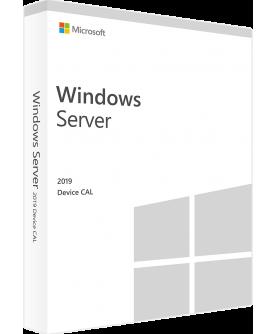 Microsoft Windows Server 2019, 5 Device CAL (PC) (R18-05831)