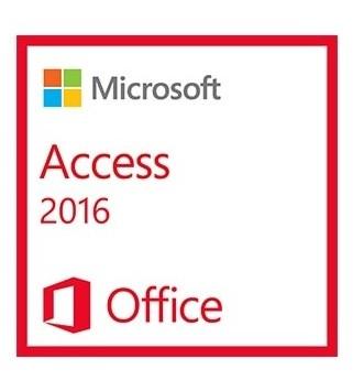 Microsoft Access 2016 Deutsch/Multilingual  (077-06952)