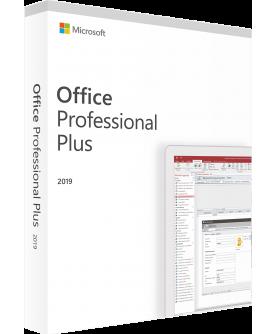 Microsoft Office 2019 Professional Plus PC Deutsch/Multilingual