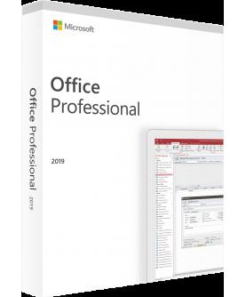 Microsoft Office 2019 Professional Deutsch/Multilingual (269-17068)