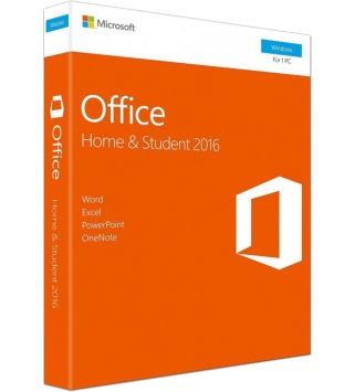 Microsoft Office 2016 Home and Student Deutsch/Multilingual (79G-04294)