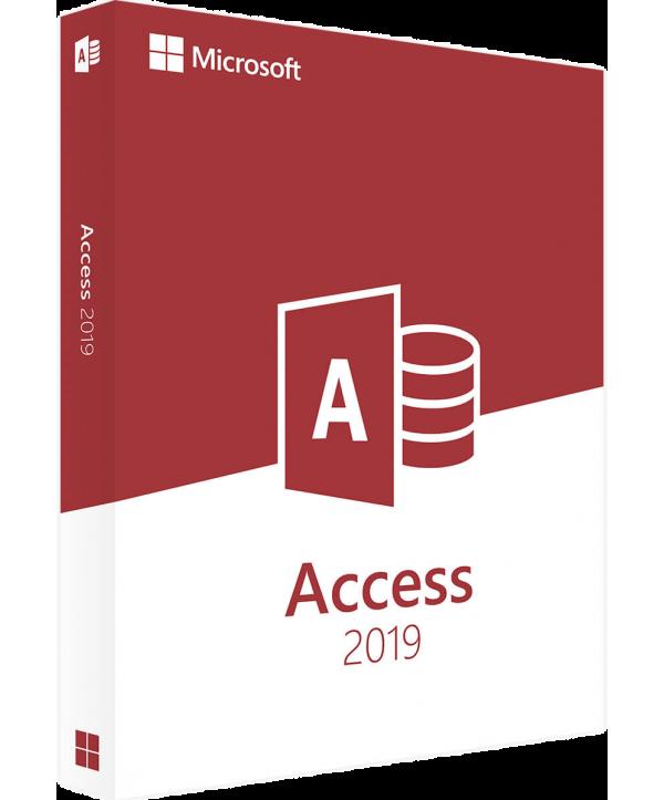 Microsoft Access 2019, Deutsch/Multilingual