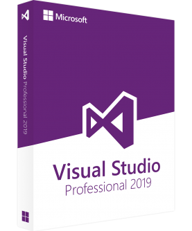 Microsoft Visual Studio 2019 Professional Deutsch/Multilingual ESD