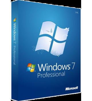 Microsoft Windows 7 Professional SP1 Deutsch/Multilingual (FQC-03038)