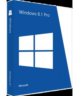 Microsoft Windows 8.1 Pro Deutsch/Multilingual (6PR-00006)
