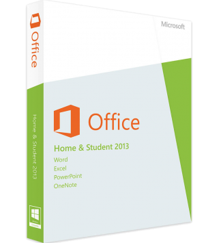 Microsoft Office 2013 Home and Student Deutsch/Multilingual (AAA-02852)