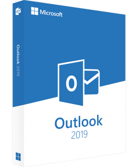 Microsoft Outlook 2019, PC Deutsch/Multilingual