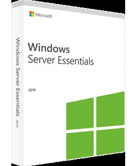 Microsoft Windows Server 2019 Essentials 64-Bit Deutsch/Multilingual