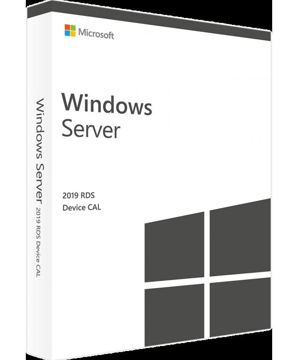 Microsoft Windows Remote Desktop Services 2019, 5 Device CAL (PC) (6VC-03516)