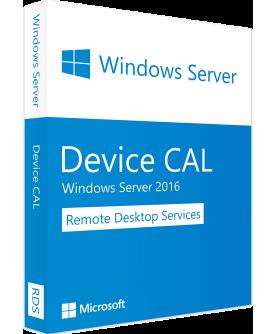Microsoft Windows Remote Desktop Services 2016, 5 Device CAL (PC) (6VC-03052)