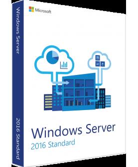 Microsoft Windows Server 2016 Standard 64-Bit Deutsch/Multilingual ESD