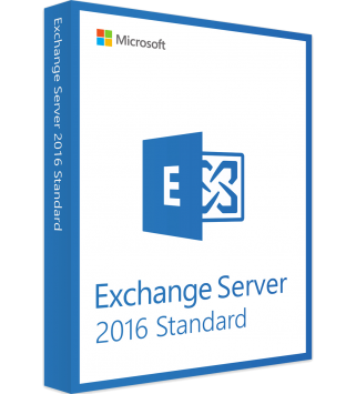 Microsoft Exchange Server 2016, Deutsch/Multilingual ESD