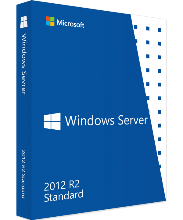 Microsoft Windows Server 2012 R2 Standard 64-Bit Deutsch/Multilingual ESD