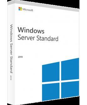 Microsoft Windows Server 2019 Standard 64-Bit Deutsch/Multilingual ESD