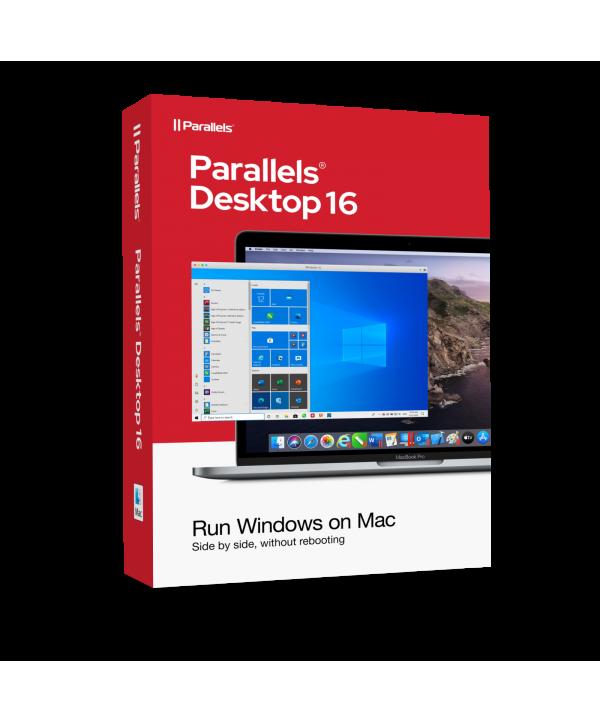 Parallels Desktop 16 für Mac 1 Jahr 1 Gerät Deutsch/Multilingual