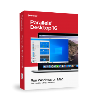 Parallels Desktop 16 für Mac Pro Edition 1 Jahr 1 Gerät Deutsch/Multilingual