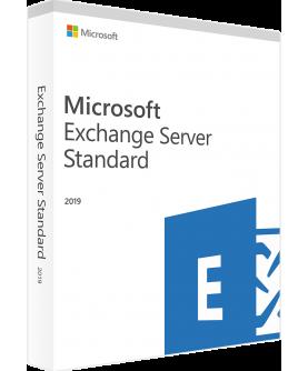 Microsoft Exchange Server Standard 2019 Deutsch/Multilingual