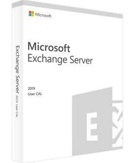 Microsoft Exchange Server Standard 2019 1 User CAL Deutsch/Multilingual