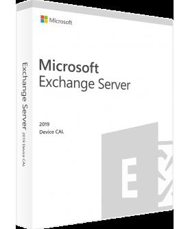 Microsoft Exchange Server Standard 2019 1 Device CAL Deutsch/Multilingual