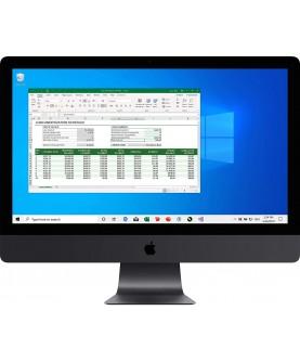 Parallels Desktop 15 für Mac 1 Jahr 1 Gerät Deutsch/Multilingual
