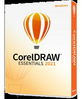 Corel CorelDRAW Essentials 2021 für Windows Deutsch/Multilingual