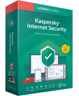Kaspersky Internet Security 2021 2 Jahre 5 User