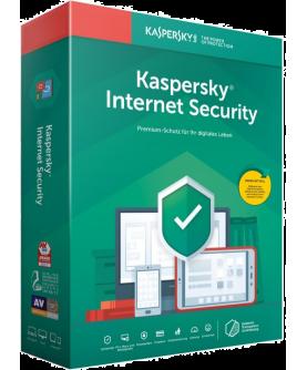 Kaspersky Internet Security 2021 1 Jahr 3 User