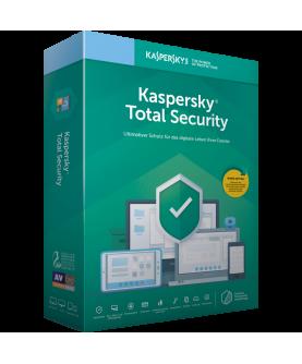 Kaspersky Total Security 2021 1 Jahr 5 User