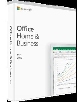 Microsoft Office 2019 Home and Business für Mac Deutsch/Multilingual (T5D-03183)
