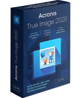 Acronis True Image 2020 1 User (PC/Mac)