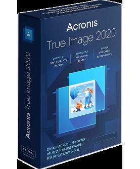 Acronis True Image 2020 5 User (PC/Mac)