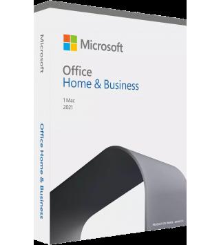 Microsoft Office 2021 Home and Business für Mac Deutsch/Multilingual (T5D-03485)