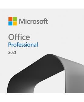 Microsoft Office 2021 Professional für Windows Deutsch/Multilingual (269-17186)