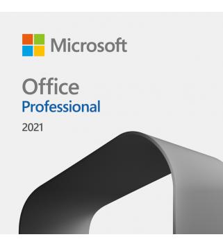 Microsoft Office 2021 Professional Plus für Windows Deutsch/Multilingual
