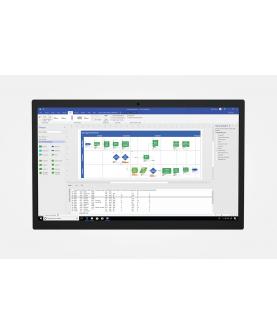 Microsoft Visio Professional 2021 für Windows Deutsch/Multilingual (D87-07606)