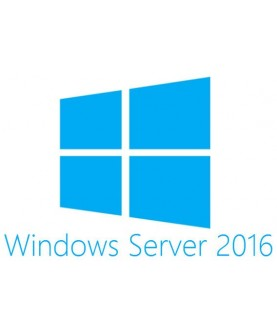 Microsoft Windows Server 2016 Standard/Datacenter Edition 10 User CAL (OEM)