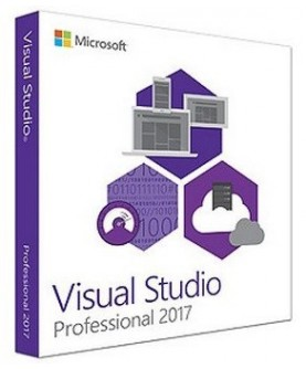 Microsoft Visual Studio 2017 Professional Deutsch/Multilingual ESD