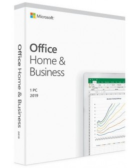 Microsoft Office 2019 Home and Business für Windows Deutsch/Multilingual (T5D-03183)