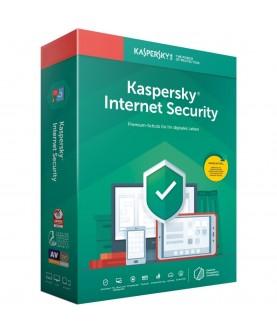 Kaspersky Internet Security 2020 2 Jahre 3 User